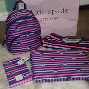 Kate Spade Back Pack Bundle